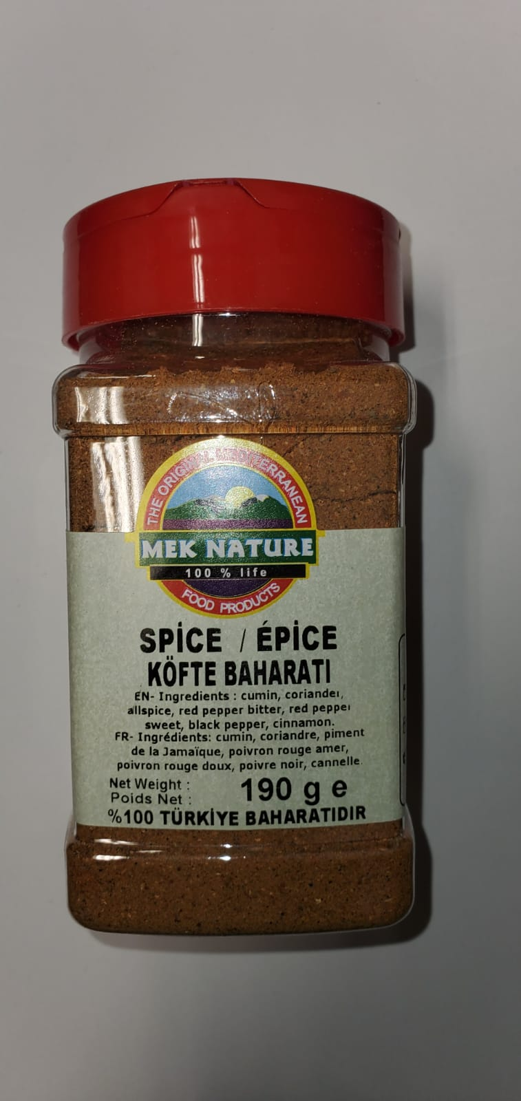 SPICE MIXES for KOFTE