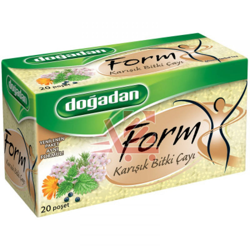 FORM MIXED HERBAL TEA