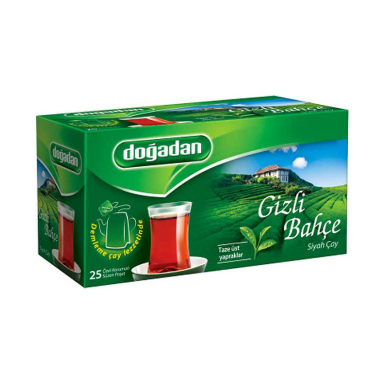 GIZLI BAHCE HERBAL TEA