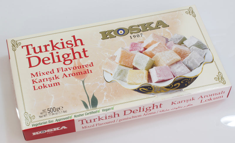 TURKISH DELIGHT MIXED FRUITS