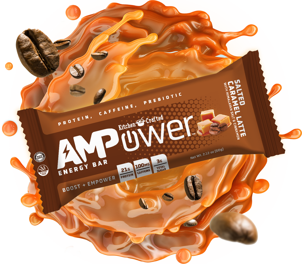 AMPower® Salted Caramel Latte