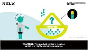 How Much Nicotine is in a Cigarette Compared to Vape?