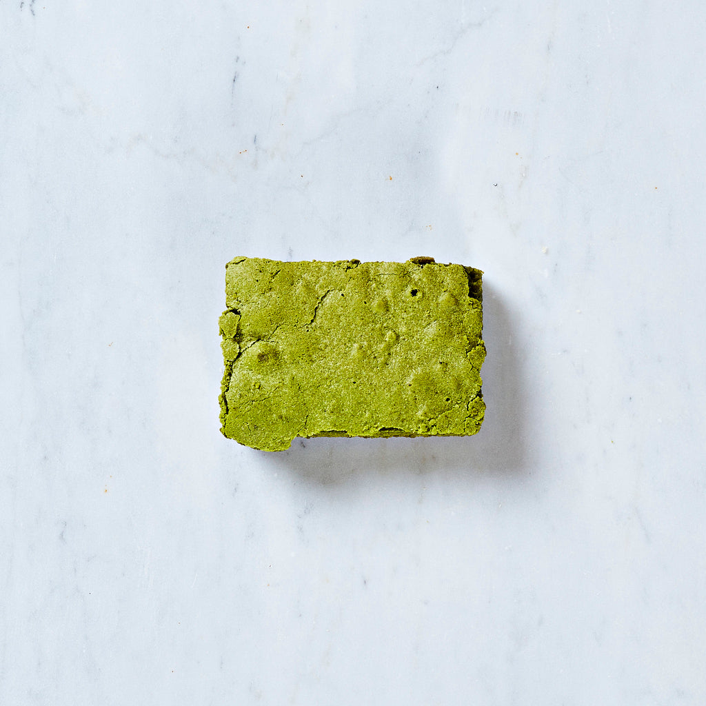 Ichiba Bakery Matcha White Chocolate Brownie, 65 G