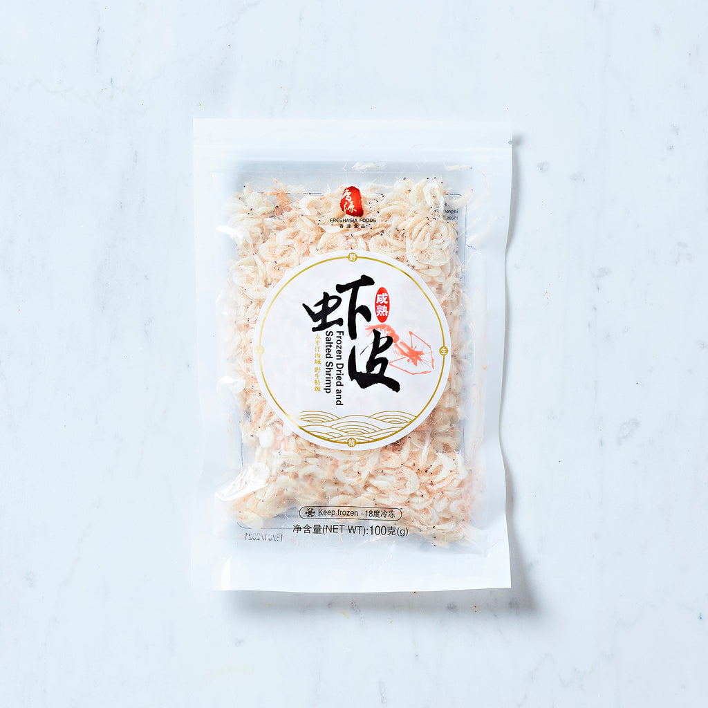 Freshasia Dried and Salted Shrimp, 100G