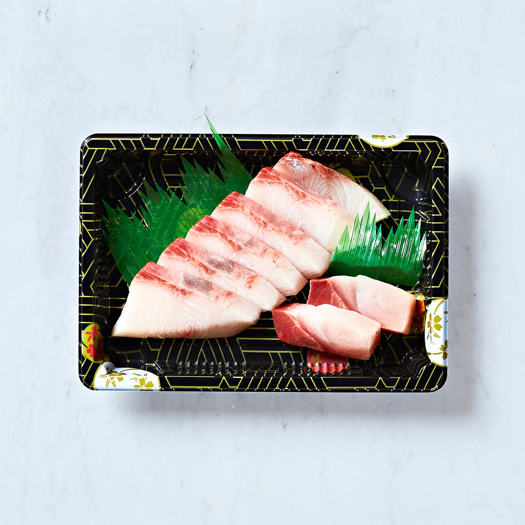 Ichiba Kitchen Yellowtail Sashimi, 100 G
