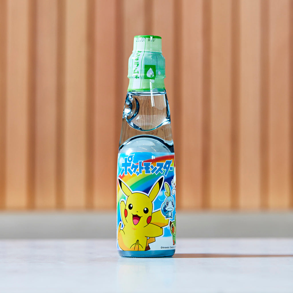 Tombow Pokémon Ramune Soda, 200 ML