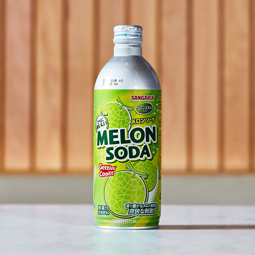 Sangaria Melon Soda, 500 ml