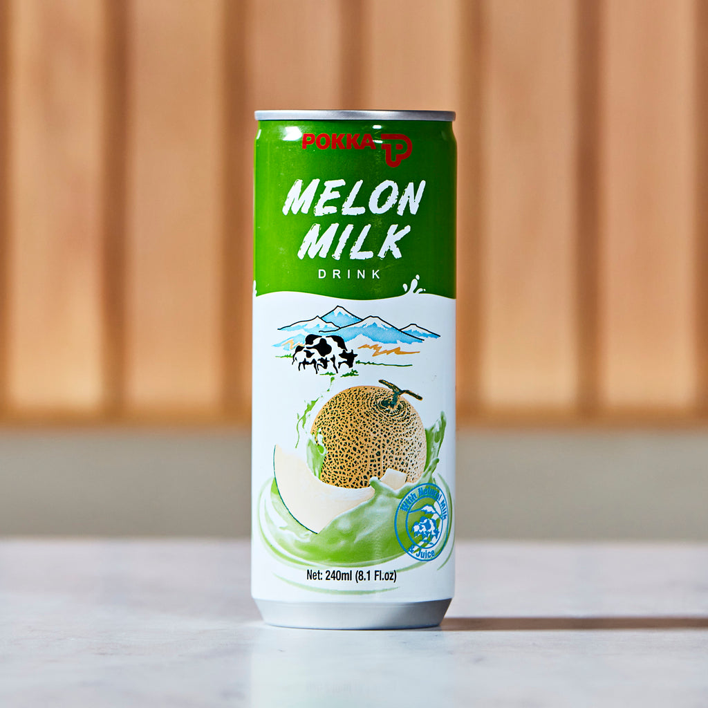 Pokka Melon Milk Drink, 240 ml