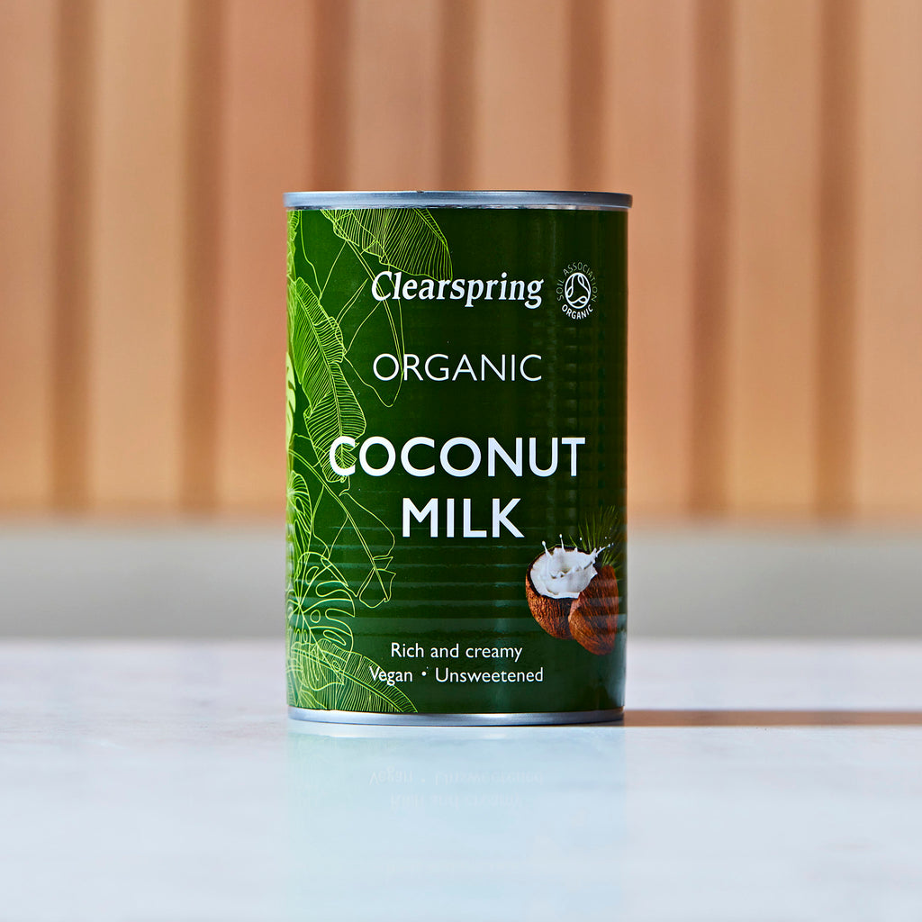Clearspring Organic Coconut Milk, 400ml
