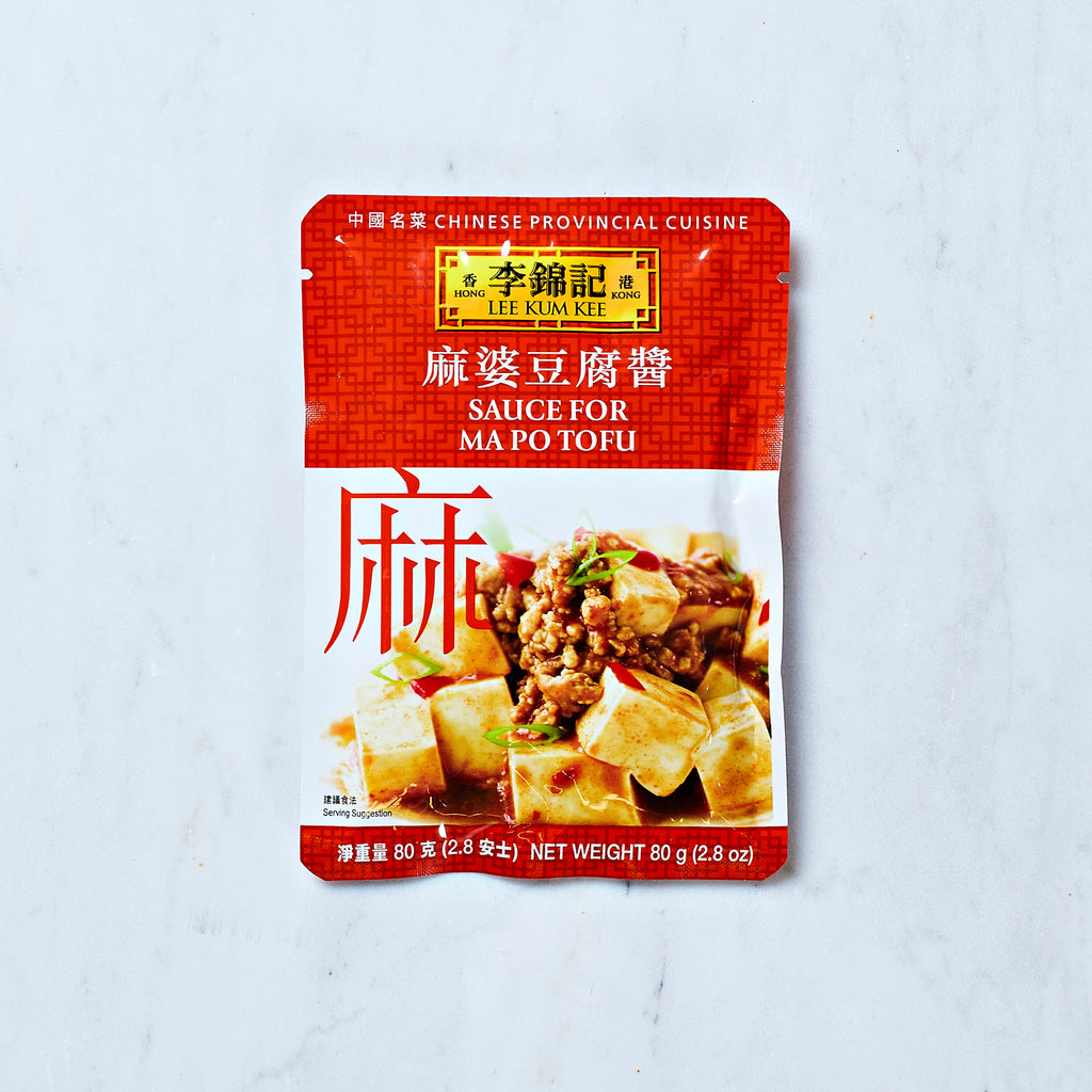 Lee Kum Kee Sauce For Mapo Tofu, 80 ML