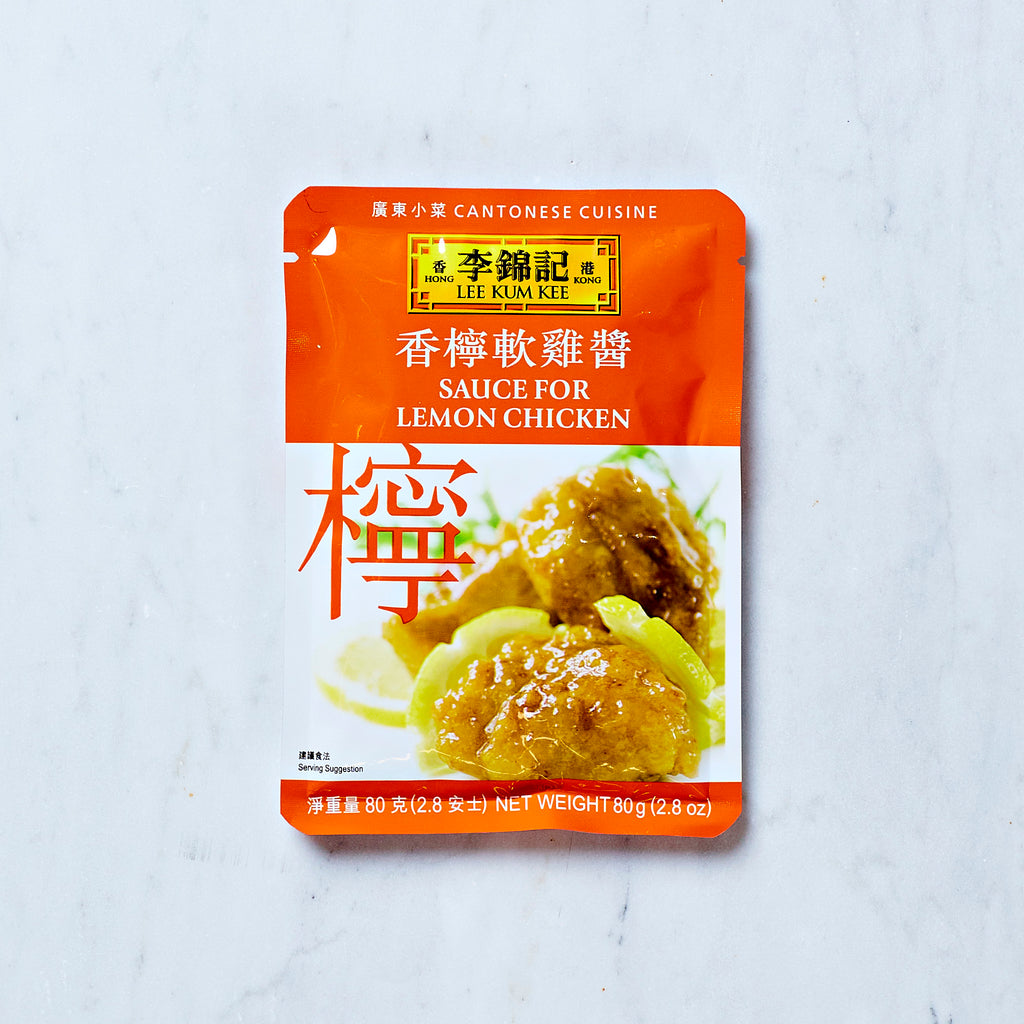 Lee Kum Kee Sauce For Lemon Chicken, 80 ML