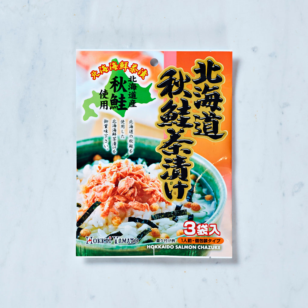 HOKKAI YAMATO Salmon-based Seasoning for Rice 22.5g