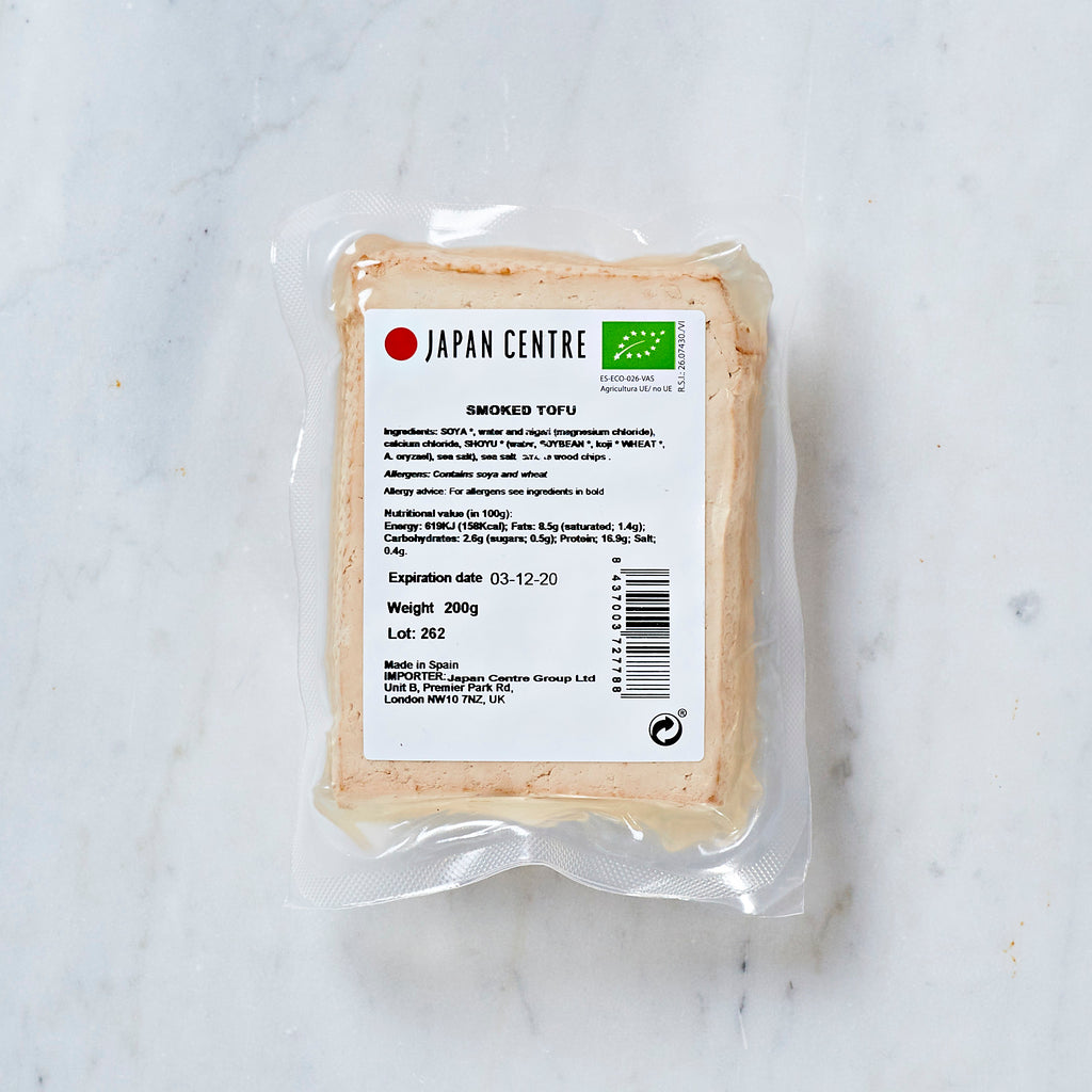 Japan Centre Smoked Tofu, 200 G
