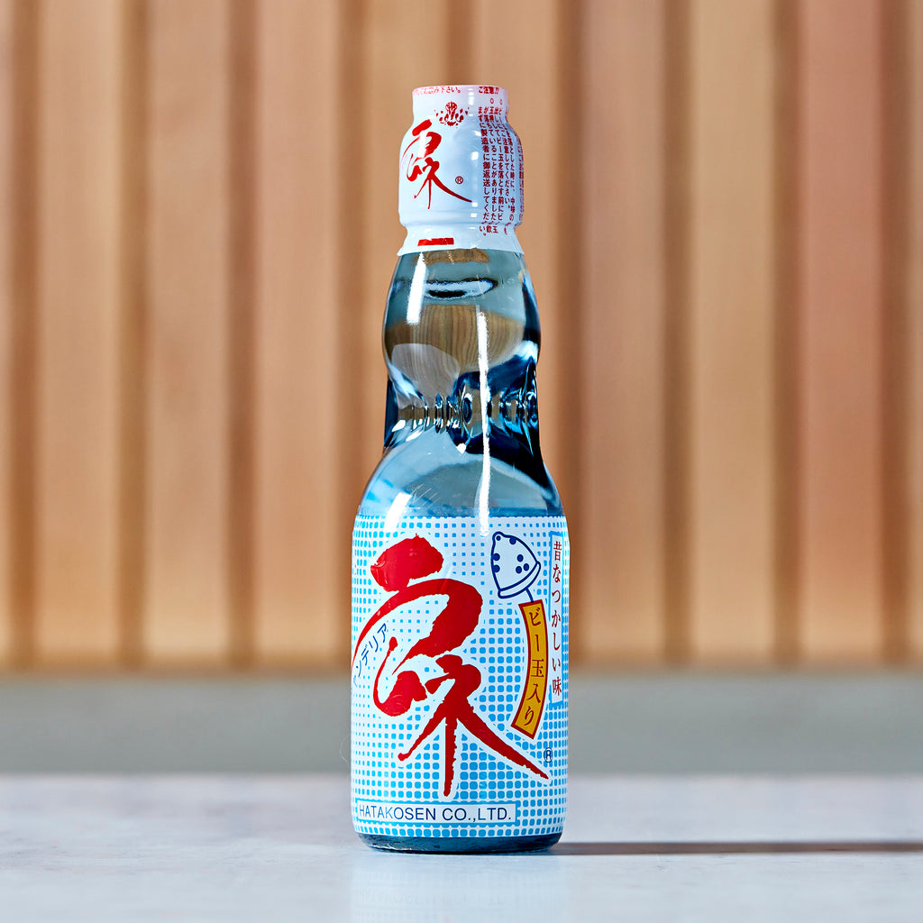 Hatakosen Ramune Soda, 200 ml