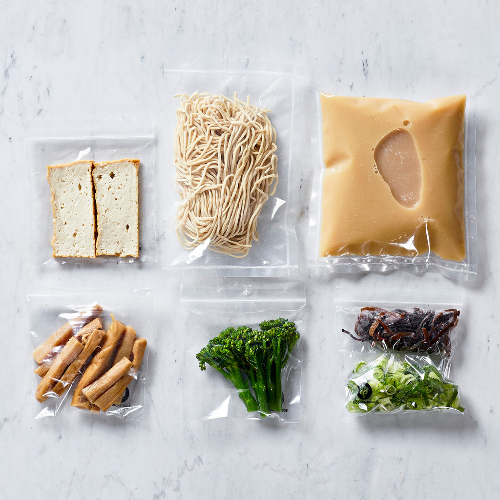 Ichiba Kitchen White Natural Ramen Kit