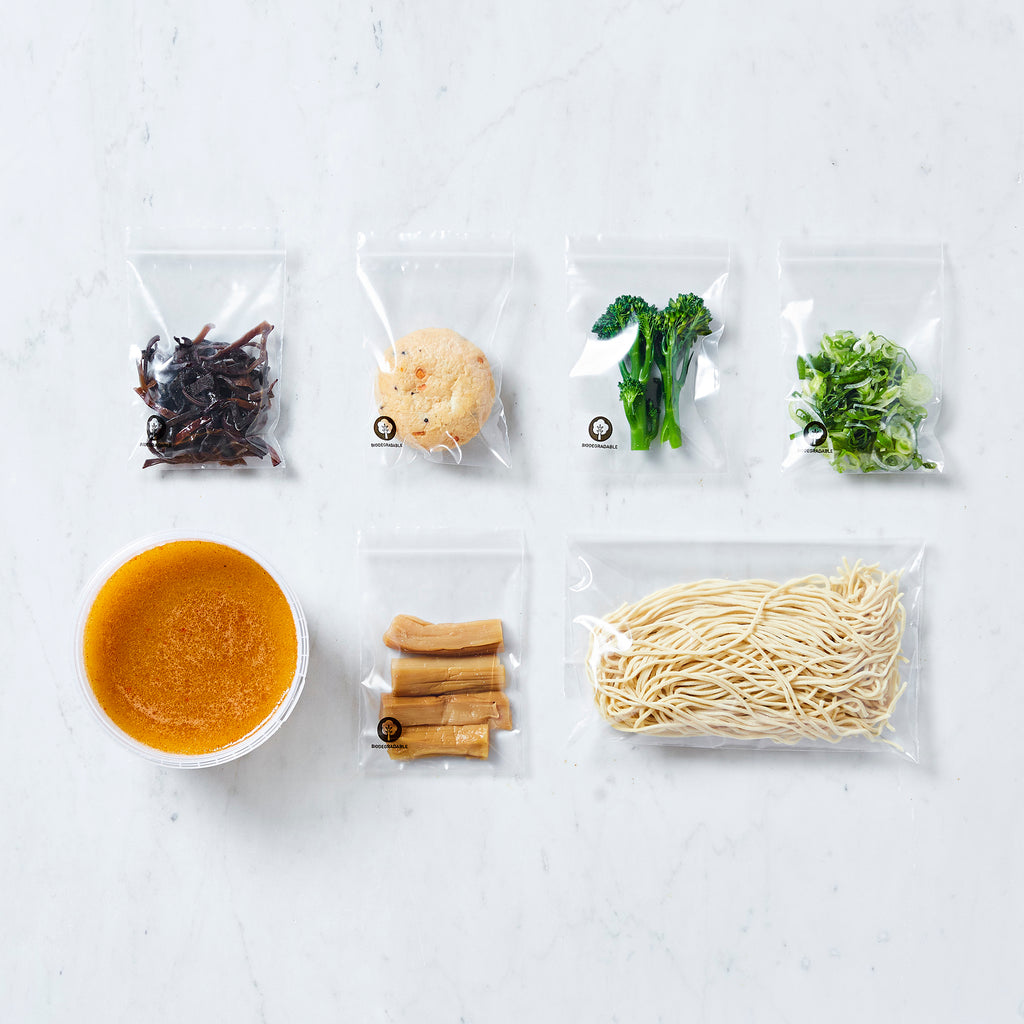 Ichiba Kitchen Vegan Miso Ramen Kit