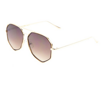 POLYGON sunnies in brown