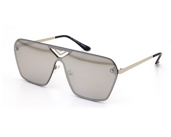 DARRIN SUNNIES in mirrored slate
