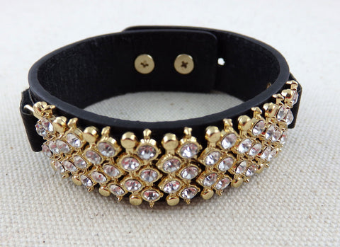 CALLIE bracelet in black