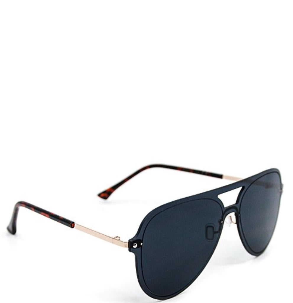 JAX sunnies || jet black