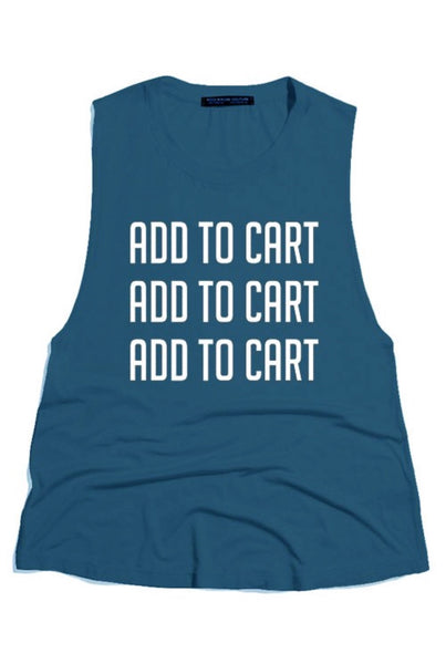 ADD TO CART tank