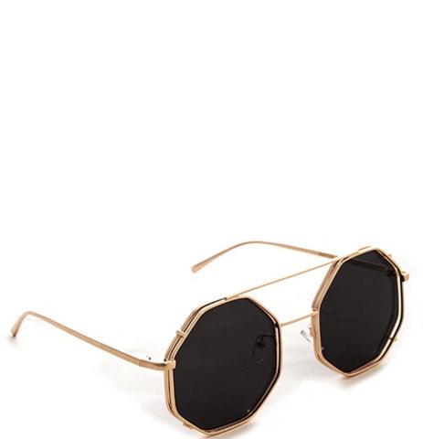 HARBOR sunnies || black lens