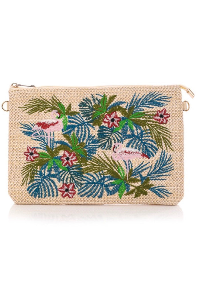 FLAMINGO crossbody