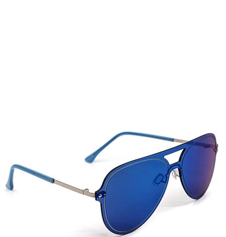 JAX sunnies || royal blue