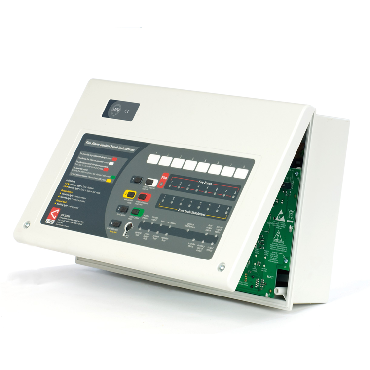 CFP704-4 4 Zone CFP Fire Alarm Panel