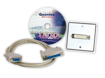 QT707S Nurse Call System Quantec Surveyor Data Management Software