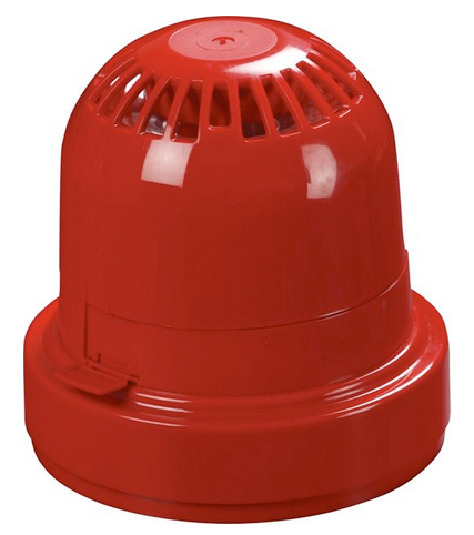 XPander Sounder and Mounting Base (Red)  Product code: XPA-CB-14001-APO
