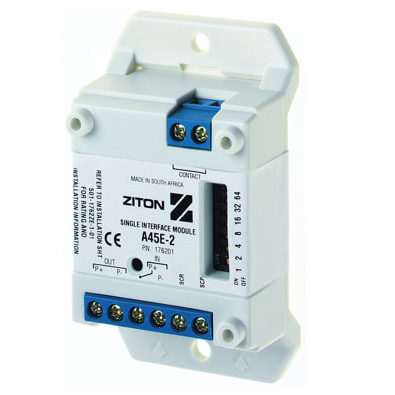 A45E-2 Ziton Mini Interface Unit