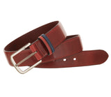 LLOYD Men's Belts − Gürtel - Vollrindleder  - Bordeaux