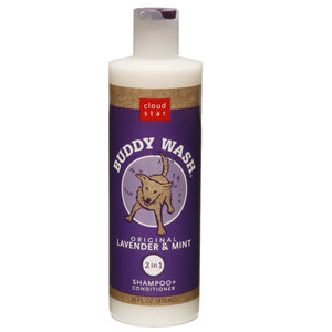 Buddy Wash All-Natural Conditioning Shampoo Lavender
