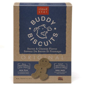 Buddy Biscuits Original Bacon and Cheese