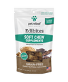 Pet Releaf Edibites Soft Chew Supplements Grain Free Peanut Butter and Carob Swirl