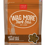 Wag More Bark Less Soft & Chew Savory Duck