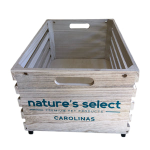 XL Nature's Select Crate with Wheels - Local Delivery Only