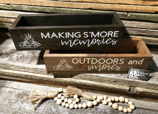 S'mores Boxes