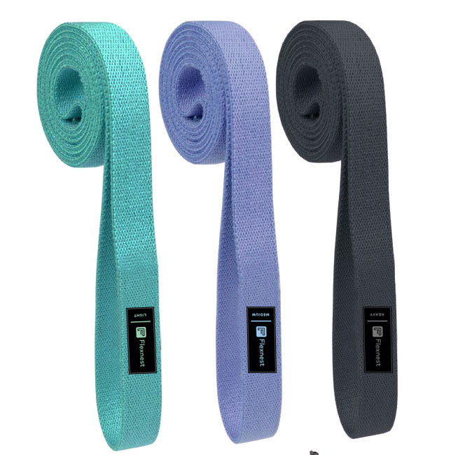 The Body Resistance Bands - Flexnest