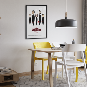 FamFig™	Personalized Family Poster