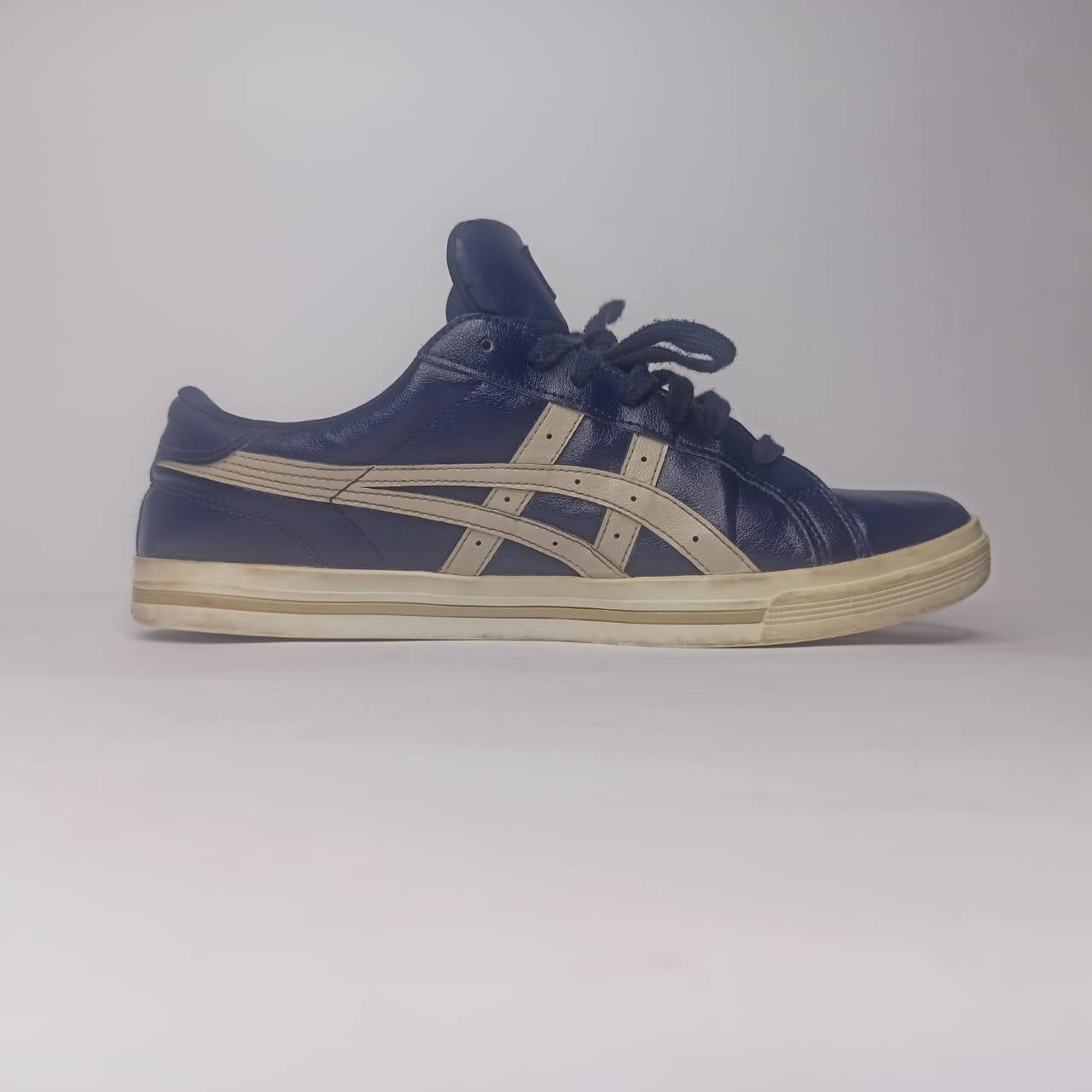Asics In Blue, Size U.S.# 9-UK# 8- PAK# 42.5