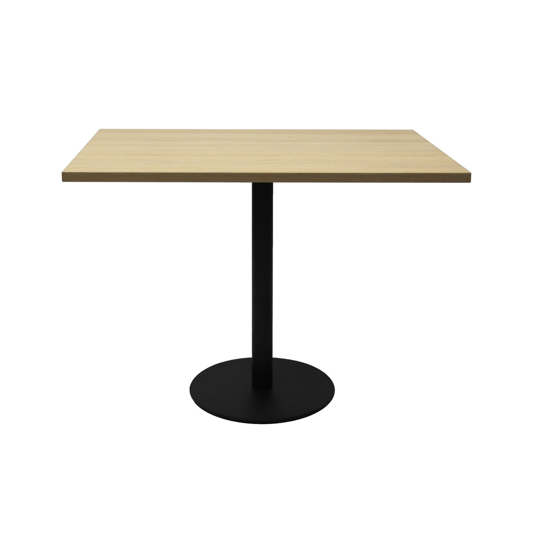 FX Rapid Disc Base Square Meeting Table