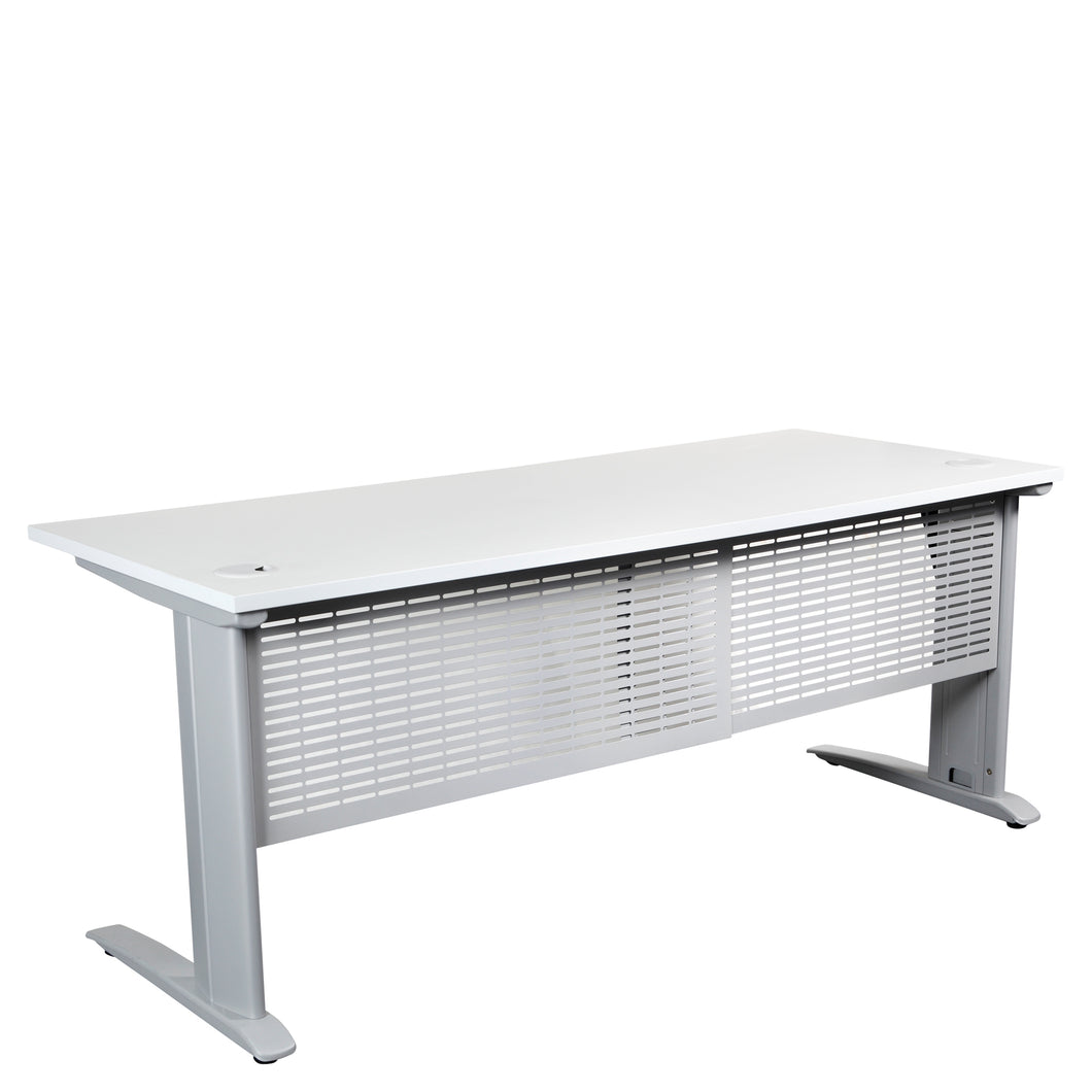 YS Design Summit Metal Leg Desk