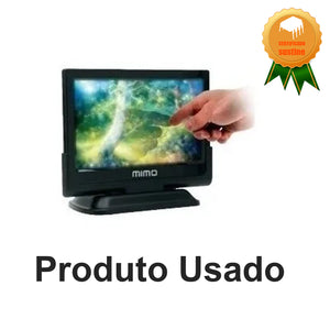 Monitor Touch Screen Mimo Um-1010a 10.1 Polegadas