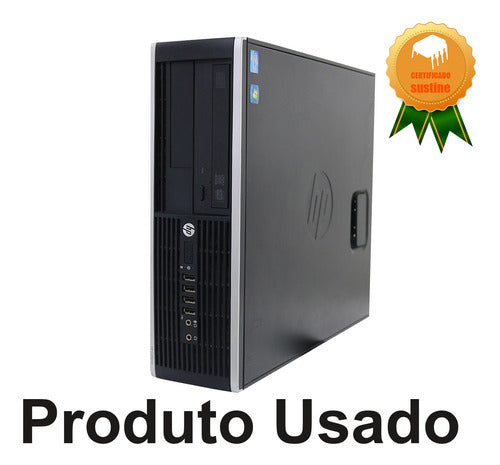 Computador HP Core I5 3a Geração 8gb Ddr3 Hd 500gb Wifi