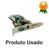 Placa de video Nvidia 8400gs 256mb 64-bit PCI-E 2.0 x16