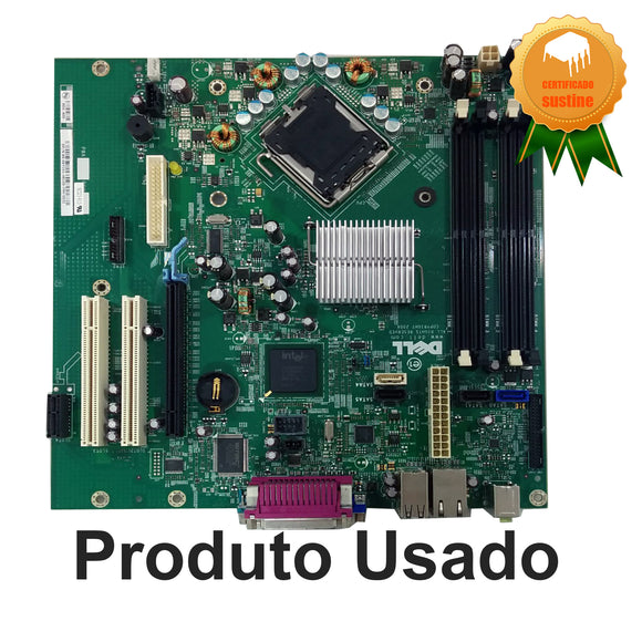 Placa mãe Dell Optiplex 745 gabinete MT lga 775 ddr2