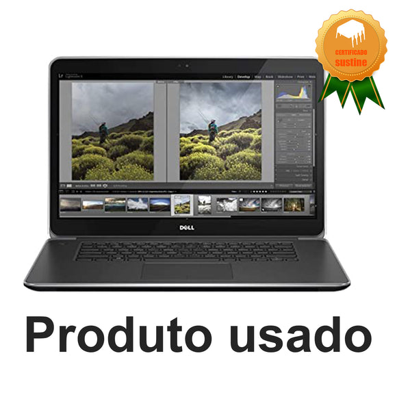 Notebook Dell M3800 i7 12GB SSD120GB Quadro K1100