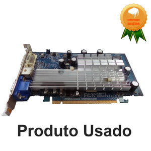 Placa de video Radeon X600/X550 256mb ddr2  pci-e x16 2.0
